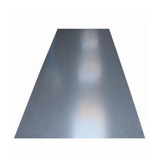 Varmgalvaniseret stålplade nr. 22, 1x2 mtr 0,70 mm